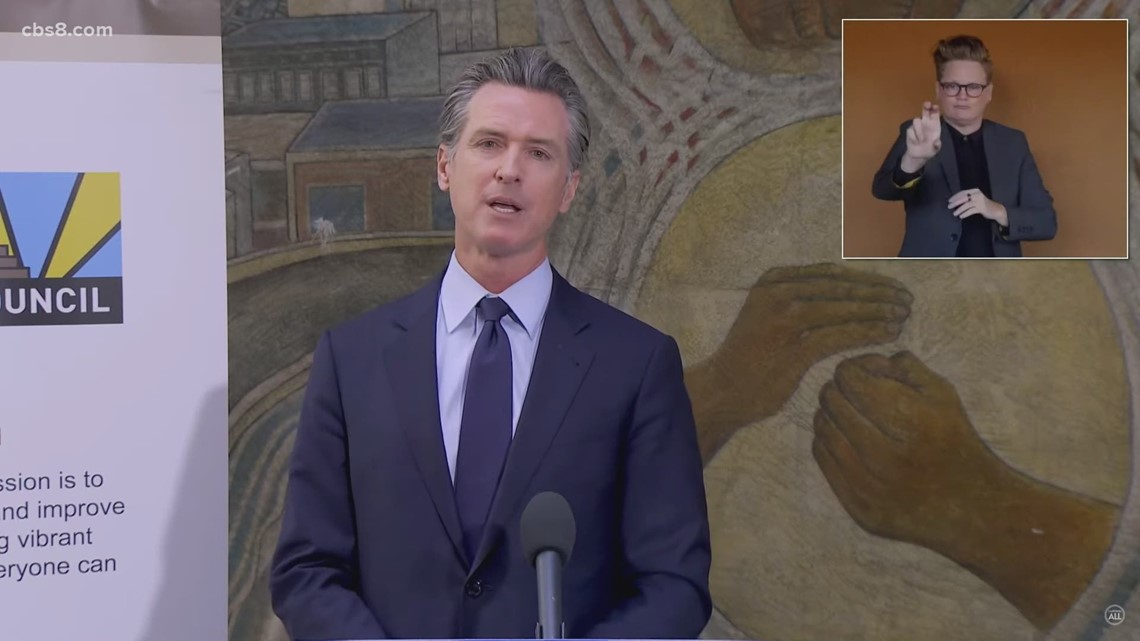 California Comeback Plan: Gov. Newsom announces planned rental, utility assistance, 100% back-rent paid