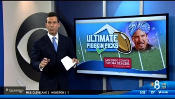 Pigskin Picks - Wednesday, September 17, 2014