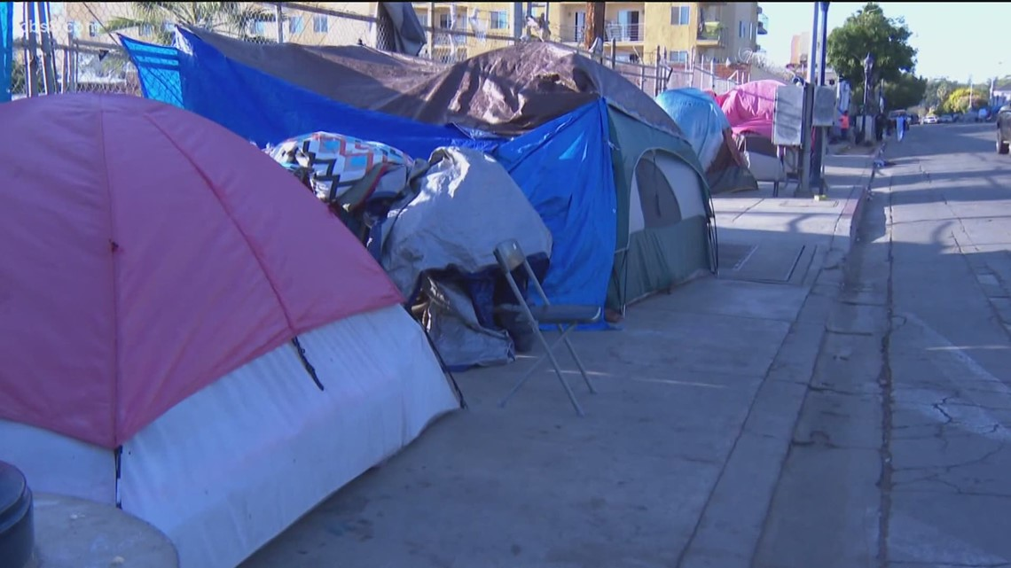 San Diego partners with HUD to launch 'House America' homelessness program