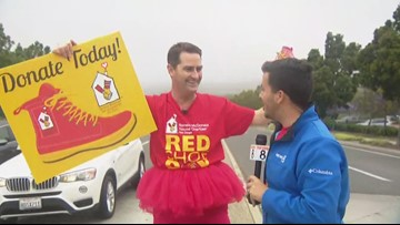 Red Shoe Day: Help Ronald McDonald House Charities