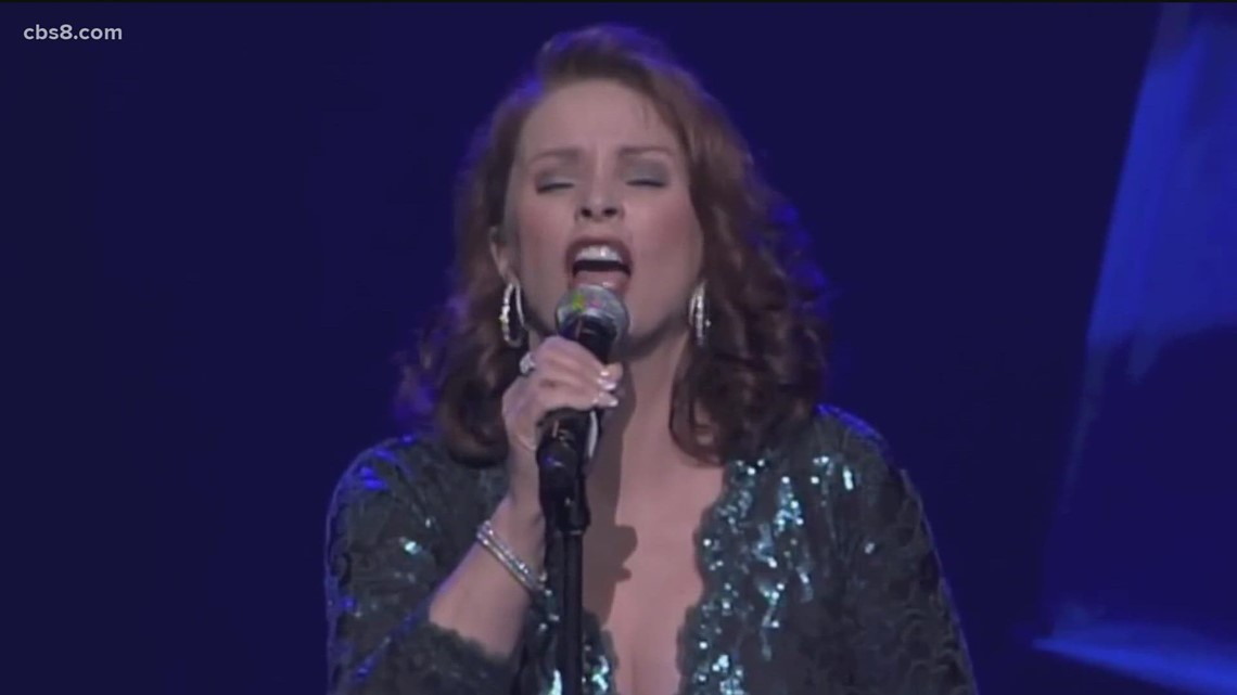 Singer Sheena Easton performing at Sycuan Casino Friday night