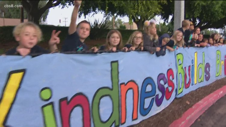15 million students participate in the Great Kindness Challenge