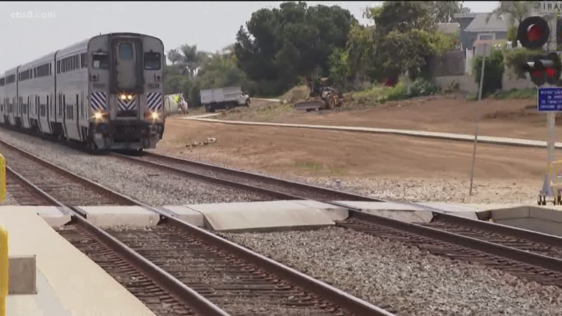 Amtrak and COASTER reopen after weekend closure