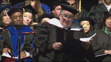 University graduation ceremonies kick off around San Diego County