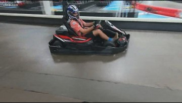 Groovin' with Garegnani: Get going with go-karts in San Diego