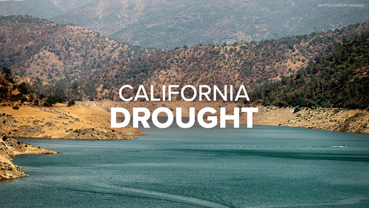 Gov. Newsom asks Californians to voluntarily cut water use amid deepening drought conditions