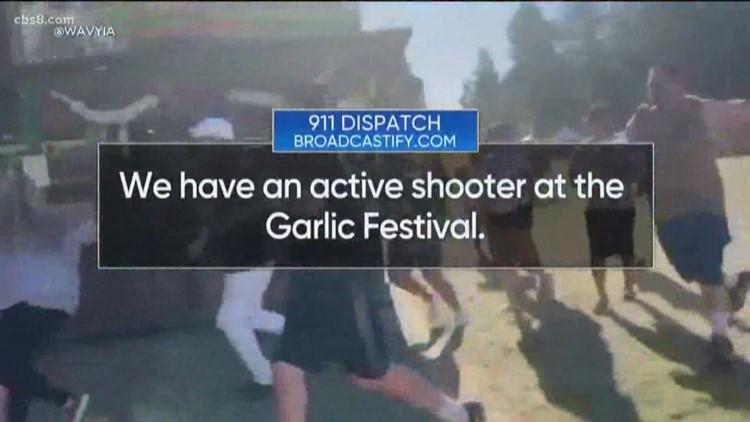 Gilroy Garlic Festival Shooting: Three killed, five still hospitalized