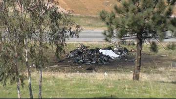 Pilot dies after home made aircraft crashes in Santa Clarita