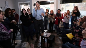 Beto O'Rourke will hold town hall in San Diego