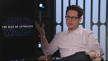 'Rise of Skywalker' hits theaters Thursday night