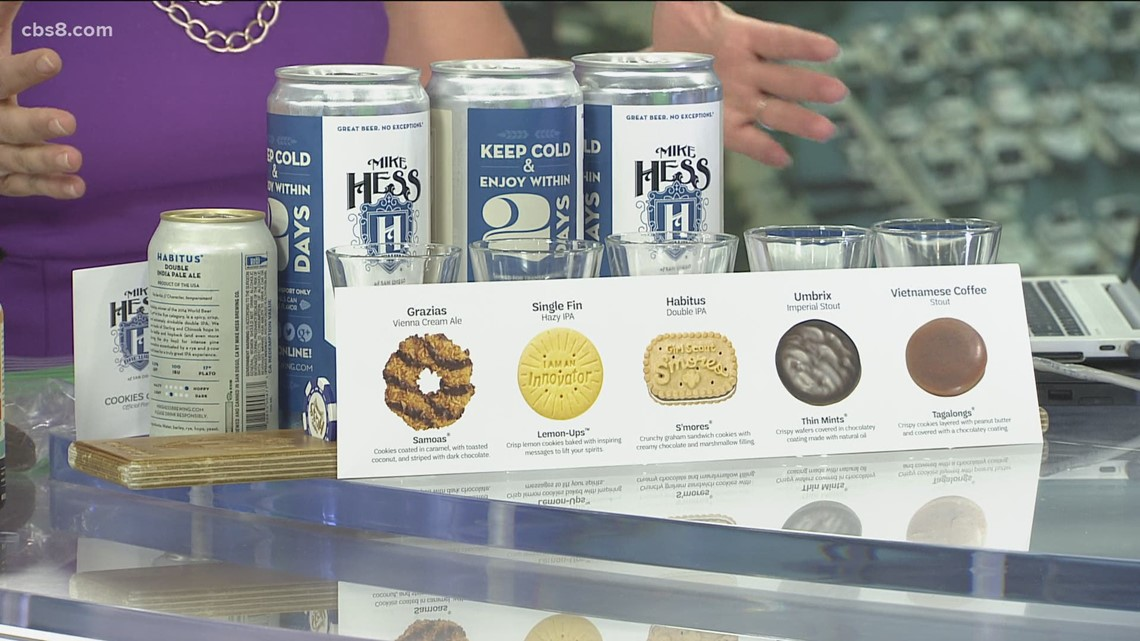 Mike Hess Brewing pairs cookies and beer at 6th Annual Cookies on Tap