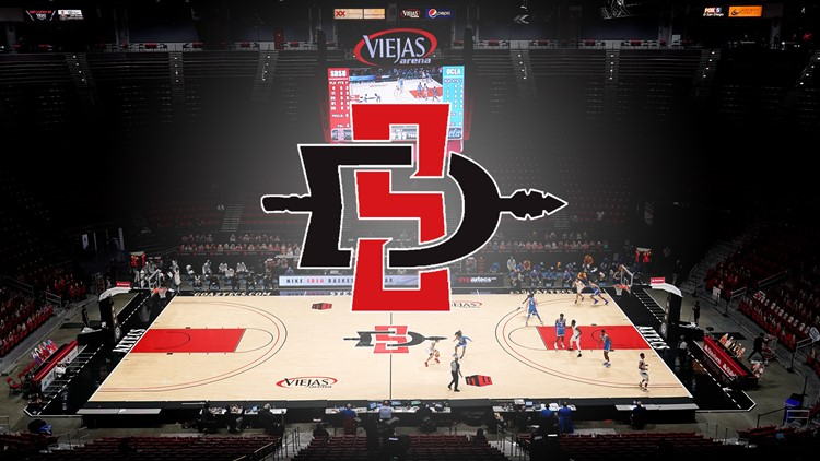 #6 SDSU Aztecs vs #11 Syracuse Orange, March Madness first-round game on CBS 8