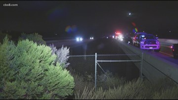 2 dead, 2 injured after leaping over 50-foot overpass following crash in Carmel Valley