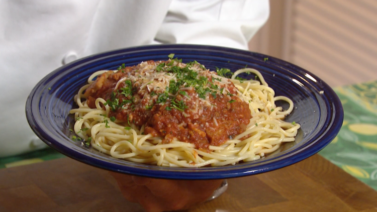 Cooking with Styles: Dad's Pasta Sauce