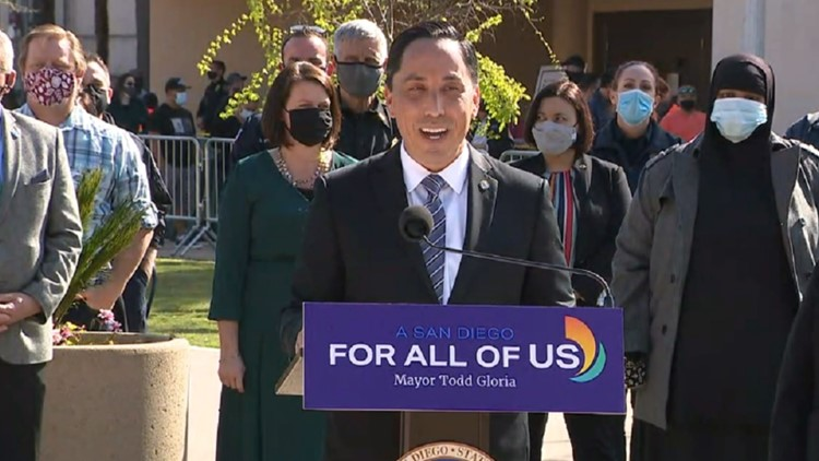 Mayor Todd Gloria releases 'Back to Work SD' budget