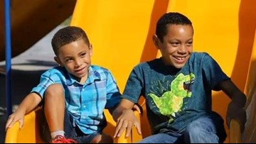 Adopt 8: 2 brothers still waiting for forever home