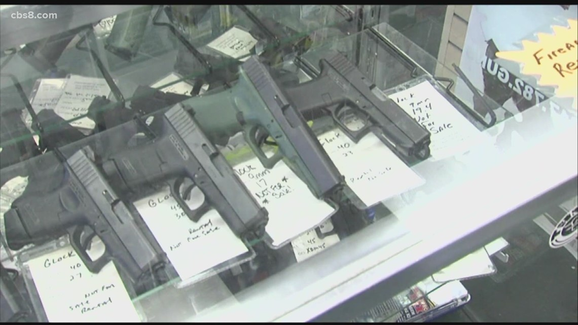 San Diego sets itself apart as the state's leader in using red flag gun laws