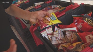 San Diego State food pantry program helping fight food insecurity