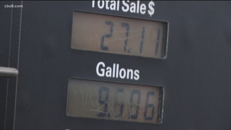 Californians expect more pain at the pump with gas tax increase in effect July 1