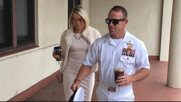Navy SEAL prosecutors to be stripped of achievement medals