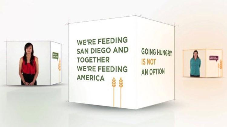 Feeding America San Diego - End Hunger Today