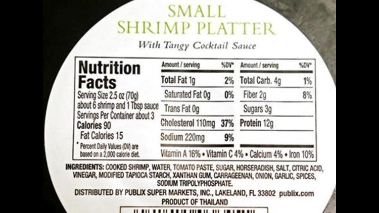 Are Slaves Peeling Your Shrimp Here S What You Need To Know Cbs8 Com