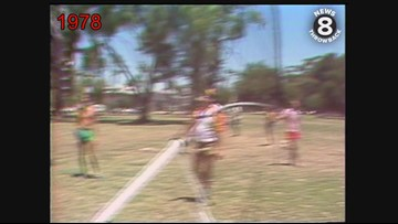 San Diego Lesbian/Gay Pride picnic and parade in 1978