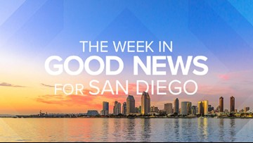 The Week in Good News across San Diego