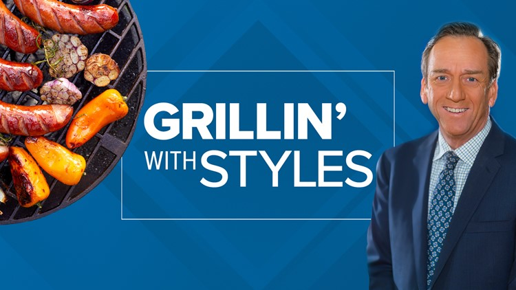 Grillin' with Styles - Labor Day 2020