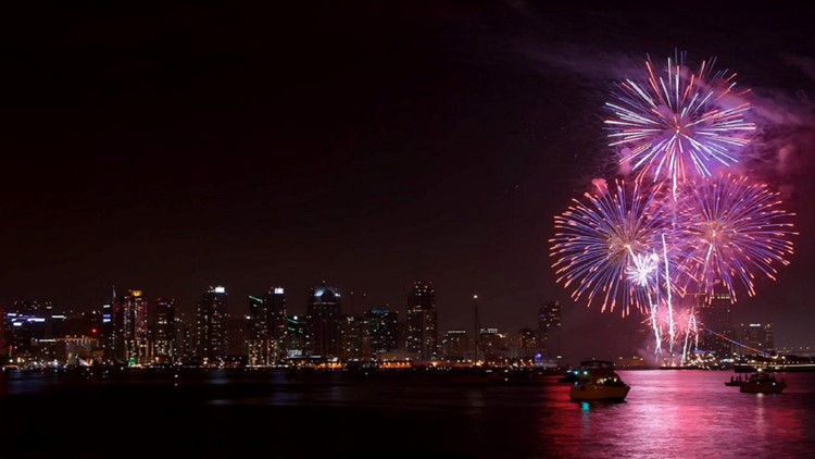 San Diego Big Bay Boom is back this 4th of July! Here's what you need to know