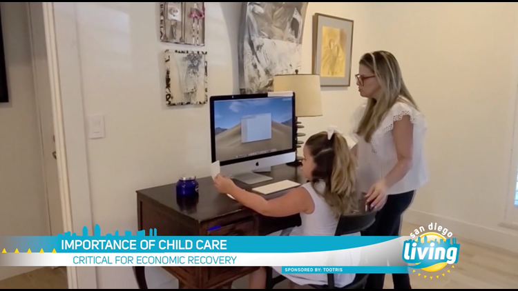 Child care - no longer just a family issue