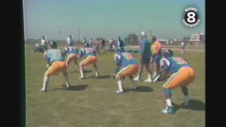 News 8 Throwback: Bolting back in time with the San Diego Chargers