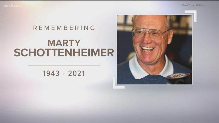Remembering coach Marty Schottenheimer