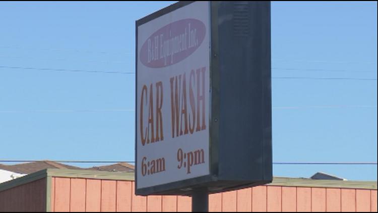 Car Wash Fire 3