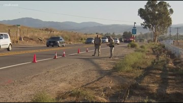 CHP still looking for hit and run driver who injured Ramona bicyclist
