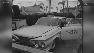 Could an Oceanside cabbie be a Zodiac killer victim?