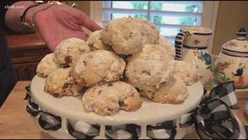 Heather Myers shares her secret family recipe for the best chocolate chip cookies
