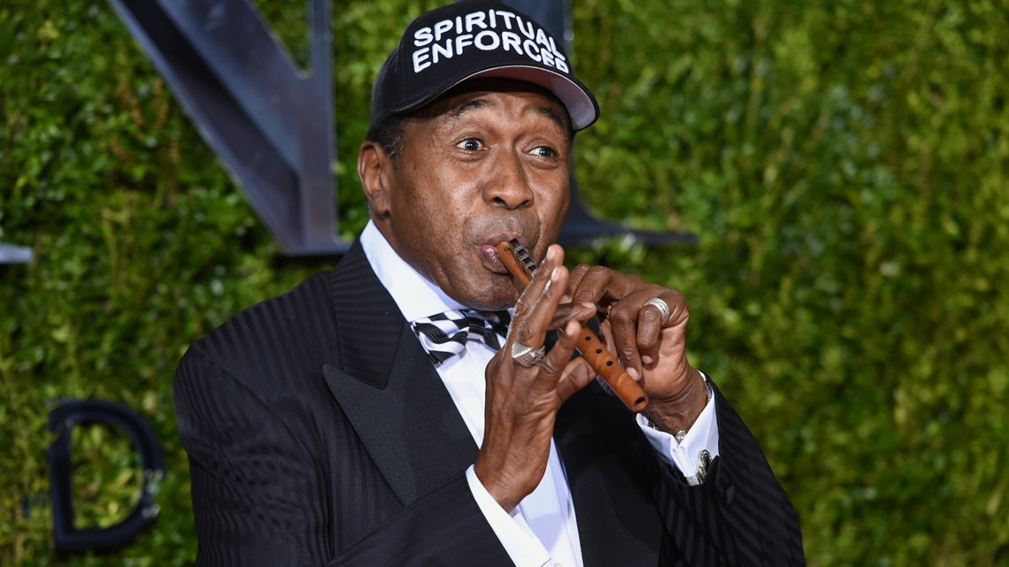 Legendary performer Ben Vereen 'Steppin' Out' in San Diego