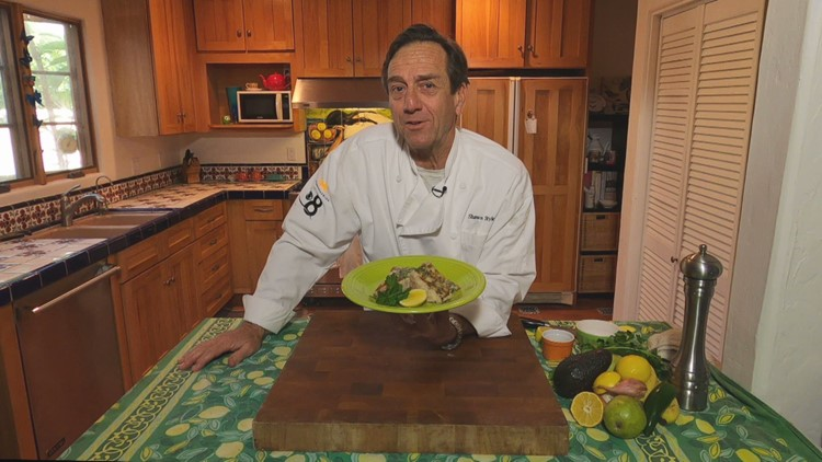 Cooking with Styles: Yellowtail
