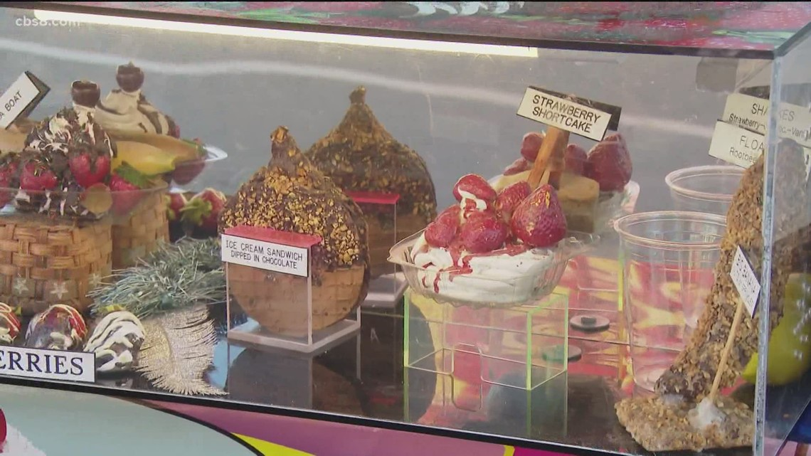 Headed to the San Diego County Fair this weekend? Here's what is different this year.