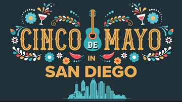 Cinco de Mayo celebrations in San Diego