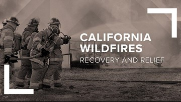 California Giving: Wildfire Recovery and Relief Fund