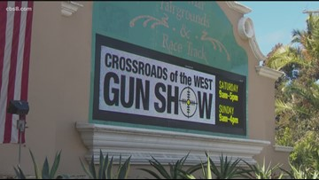 Gun show returning to Del Mar Fairgrounds in the fall