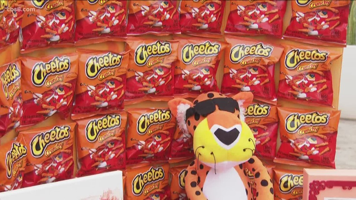 Cheetos Fest rolls into San Diego