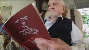 Zevely Zone: Local 'Piano Man' writes book at 102 years old