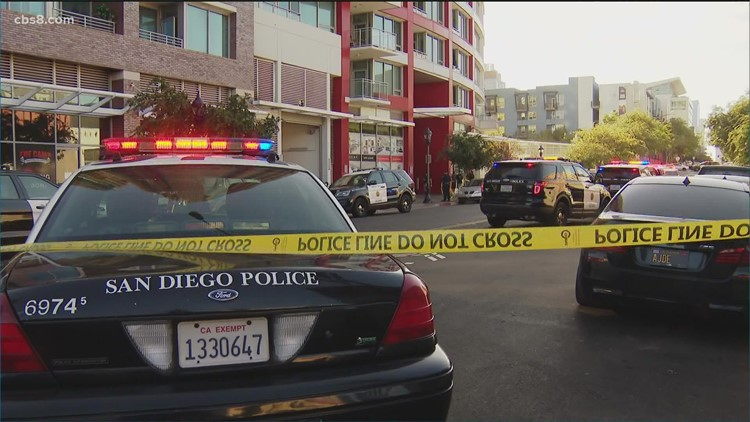 Two dead after shooting in downtown San Diego