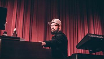 San Diego Padres organist Bobby Cressey