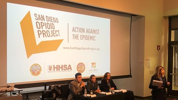 D.A. launches San Diego Opioid Project