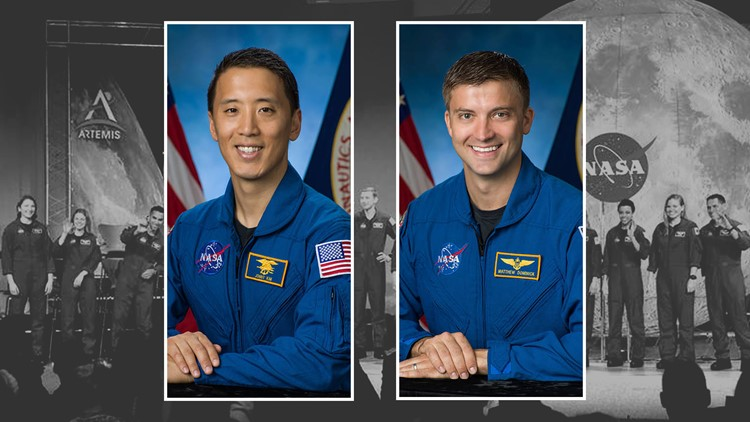 2 University of San Diego alumni, Navy veterans graduate from NASA astronaut program