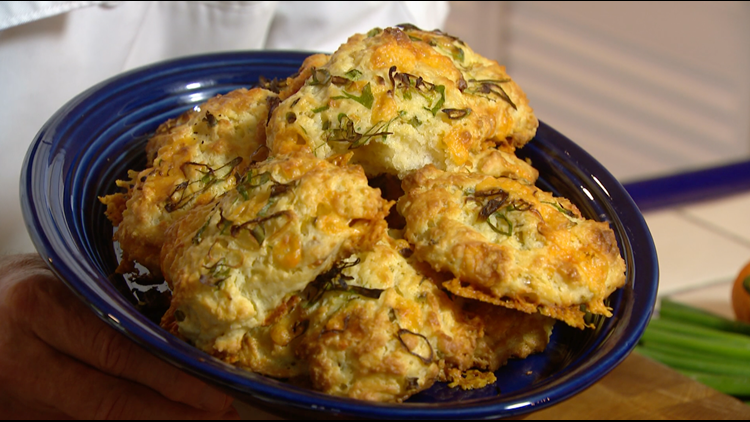 Cooking with Styles: Savory Buttermilk Biscuits